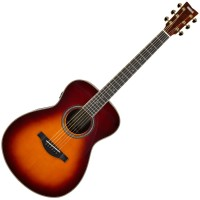 Photo YAMAHA TRANSACOUSTIC LS-TA BROWN SUNBURST