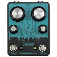 Photo EARTHQUAKER DEVICES - SPIRES