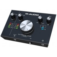 Photo M-AUDIO M-TRACK 2X2 INTERFACE AUDIO USB 2X2