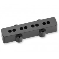 Photo SEYMOUR DUNCAN CAPOT JB BRIDGE BLACK SANS LOGO - JB-B-COVER