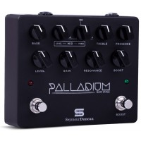 Photo SEYMOUR DUNCAN PALLADIUM GAIN STAGE BLACK - PAL-GS-B