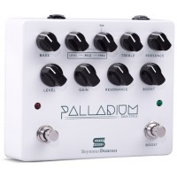 Photo SEYMOUR DUNCAN PALLADIUM GAIN STAGE WHITE - PAL-GS-W