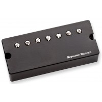 Photo SEYMOUR DUNCAN SENTIENT 7 NECK AC SOAPBAR BLACK - SNT-N-A-SB-7STR