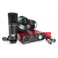 Photo FOCUSRITE SCARLETT2 SOLO-STUDIO PACK