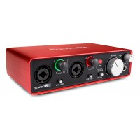 Photo FOCUSRITE SCARLETT2 2I2 - INTERFACE AUDIO USB