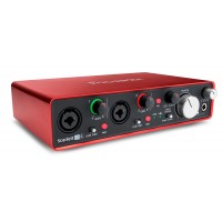 Photo FOCUSRITE SCARLETT2 2I4 - INTERFACE AUDIO USB