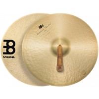 "Photo MEINL CYMBALES SYMPHONIC 18"" HEAVY (PAIRE)"