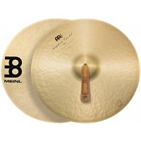 "Photo MEINL CYMBALES SYMPHONIC 18"" THIN (PAIRE)"