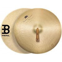 "Photo MEINL CYMBALES SYMPHONIC 22"" HEAVY (PAIRE)"