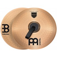 "Photo MEINL CYMBALES MARCHING STUDENT RANGE 16"" (PAIRE)"