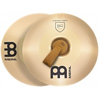 "Photo MEINL CYMBALES MARCHING B12 16"" (PAIRE)"