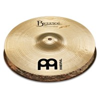 Photo MEINL BYZANCE BRILLIANT SERPENTS HI-HATS 13""