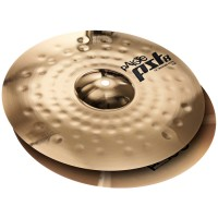 Photo PAISTE PST 8 REFLECTOR MEDIUM HATS 14""