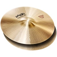 Photo PAISTE FORMULA 602 CLASSIC MEDIUM HI-HATS 15""