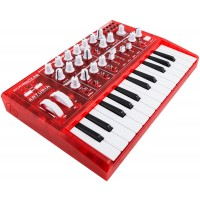 Photo ARTURIA MICROBRUTE RED EDITION LIMITEE