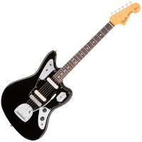 Photo FENDER JOHNNY MARR JAGUAR BLACK