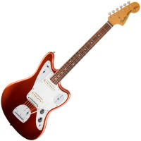 Photo FENDER JOHNNY MARR JAGUAR METALLIC KO