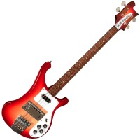 Photo RICKENBACKER 4003S FIREGLO
