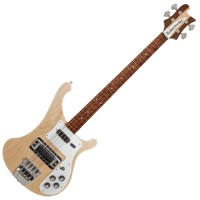 Photo RICKENBACKER 4003S MAPLEGLO