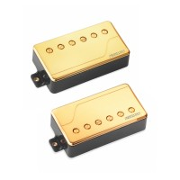 Photo FISHMAN FLUENCE CLASSIC HUMBUCKER DORÉ SET