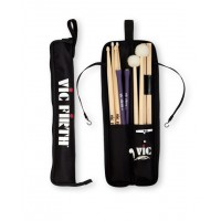 Photo VIC FIRTH HOUSSE BAGUETTES ESSENTIALS STICK BAG
