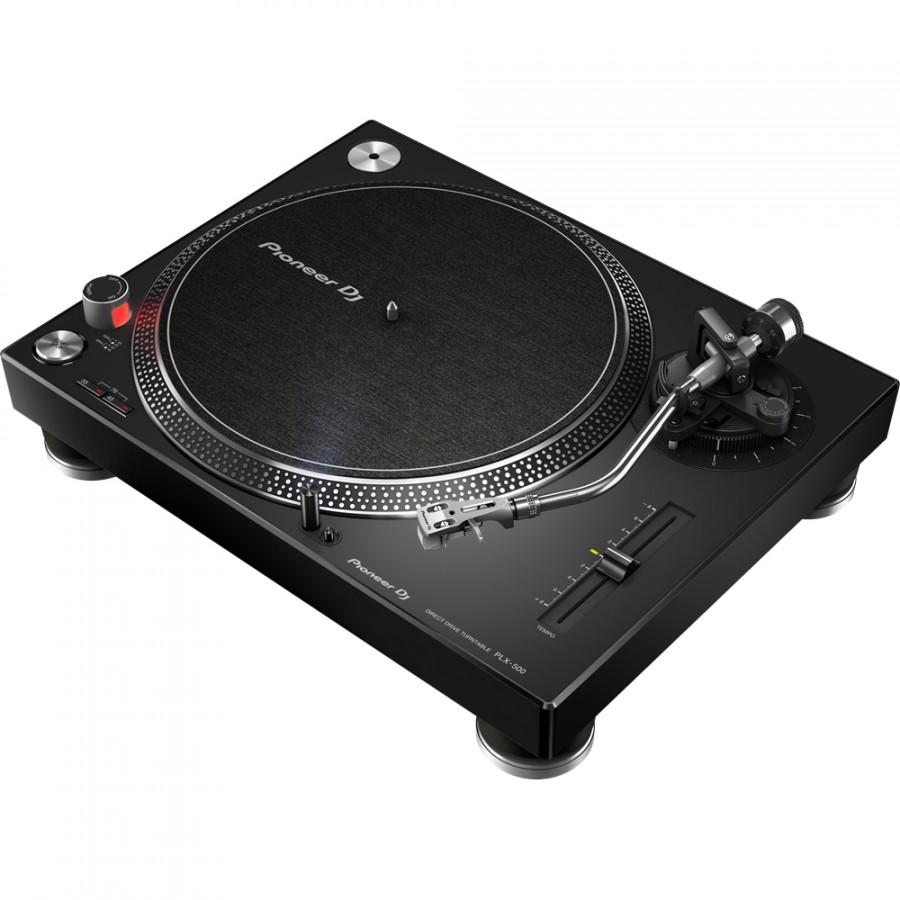 pioneer plx-500-k black, achat platine vinyle pioneer - vente, acheter