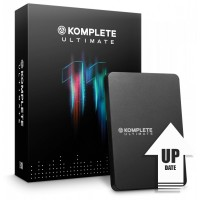 Photo NATIVE INSTRUMENTS KOMPLETE 11 ULTIMATE MAJ DE KOMPLETE ULTIMATE 8 A 10