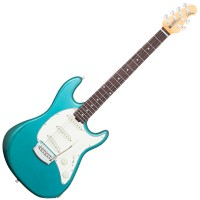 Photo MUSIC MAN CUTLASS VINTAGE TURQUOISE