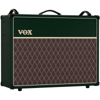Photo VOX AC30C2 LTD BRITISH RACING GREEN