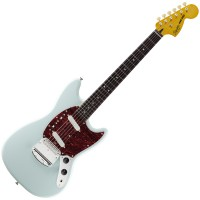 Photo SQUIER VINTAGE MODIFIED MUSTANG SONIC BLUE