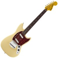 Photo SQUIER VINTAGE MODIFIED MUSTANG VINTAGE WHITE