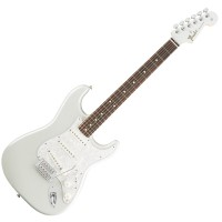 Photo FENDER SPECIAL EDITION STRATOCASTER WHITE OPAL
