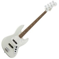 Photo FENDER SPECIAL EDITION JAZZ BASS WHITE OPAL