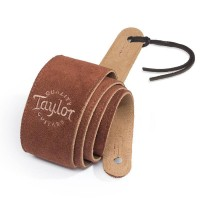 Photo TAYLOR SANGLE SUEDE CHOCOLATE