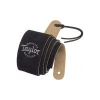 Photo TAYLOR SANGLE SUEDE BLACK