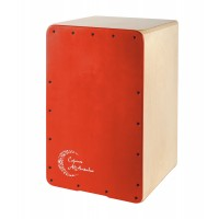 Photo AL ANDALUS CAJON FLAMENCO SOLEA ROUGE