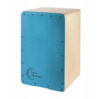 Photo AL ANDALUS CAJON FLAMENCO SOLEA BLEU