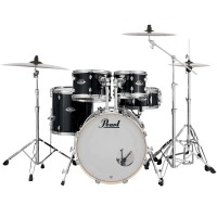 "Photo PEARL EXPORT FUSION 20"" JET BLACK 5 FÛTS"