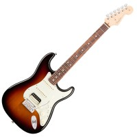 Photo FENDER AMERICAN PROFESSIONAL STRATOCASTER HSS 3 COLOR SUNBURST RW