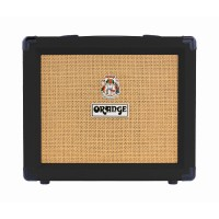 "Photo ORANGE CR20RTBK COMBO CRUSH 8"" REVERB 20W BLACK"