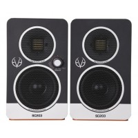 Photo EVE AUDIO SC203 MONITEURS ACTIF 2 VOIES 60W (LA PAIRE)