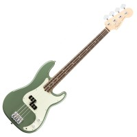 Photo FENDER AMERICAN PROFESSIONAL PRECISION BASS ANTIQUE OLIVE RW