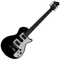 Photo HAGSTROM METROPOLIS-S BLACK GLOSS