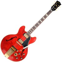 Photo GIBSON 1964 ES-345 TDC MAESTRO VOS SIXTIES CHERRY