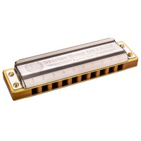 Photo HOHNER MARINE BAND DELUXE C