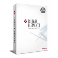 Photo STEINBERG CUBASE ELEMENTS 9