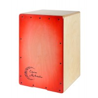 Photo AL ANDALUS CAJON FLAMENCO ALEGRIA ROUGE