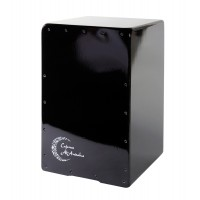 Photo AL ANDALUS CAJON FLAMENCO ZAMBRA GLOSS BLACK