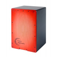 Photo AL ANDALUS CAJON FLAMENCO CADETE ROUGE