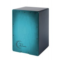Photo AL ANDALUS CAJON FLAMENCO CADETE BLEU